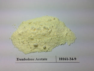 Good Quality Raw Steroid Powders & natural hgh Steroid Hormones Trenbolone Acetate injectable CAS 10161-34-9 on sale