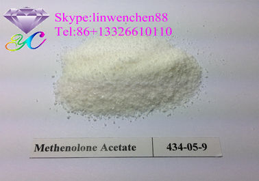 North America Domestic Methenolone Acetate oral / injectble Primobolan Steroids CAS 434-05-9